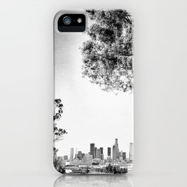 Downtown L.A. iPhone Case