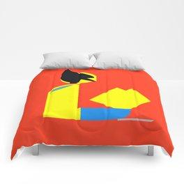 Weapon X Gentleman Reads Comforters