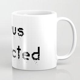 Virus Detected Coffee Mug