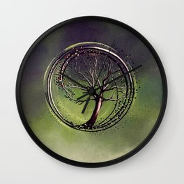 Insurgent | Painting Wall Clock