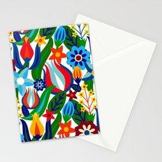 Turkish garden Stationery Cards