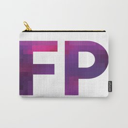 FALSE PERSPECTIV Carry-All Pouch