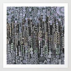:: Shades of Gray :: Art Print