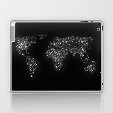 Tiny light spec in the great big universe Laptop & iPad Skin