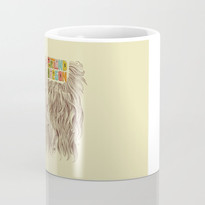 Portland = Beards Coffee Mug