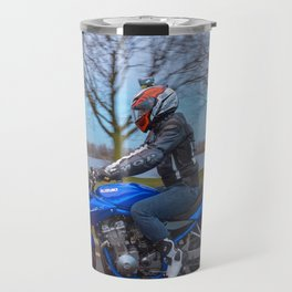 Moto-tastic shot Travel Mug