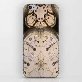 Tic Toc iPhone Skin