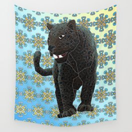 Black Panther Wall Tapestry