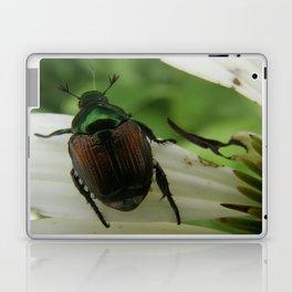 Metallic Emerald Green Laptop & iPad Skin
