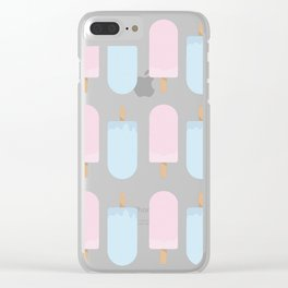 cool for the summer Clear iPhone Case