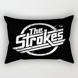 the strokes Rectangular Pillow