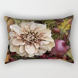 Nature is Delightful! Rectangular Pillow