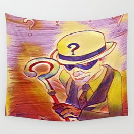 Riddle of radiation Wall Tapestry