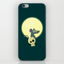 Moon Rat iPhone Skin