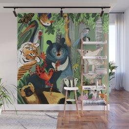 Ussuriland  Dersu´s dream Wall Mural