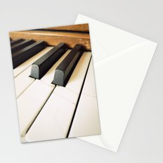 The Fractured Ivories. Stationery Cards