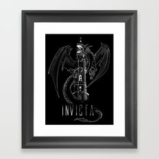 invicta Framed Art Print