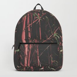 bamboo pink Backpack