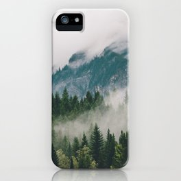 Vancouver Fog iPhone Case