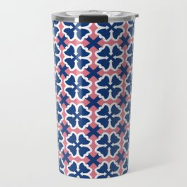 Blue Clover Travel Mug