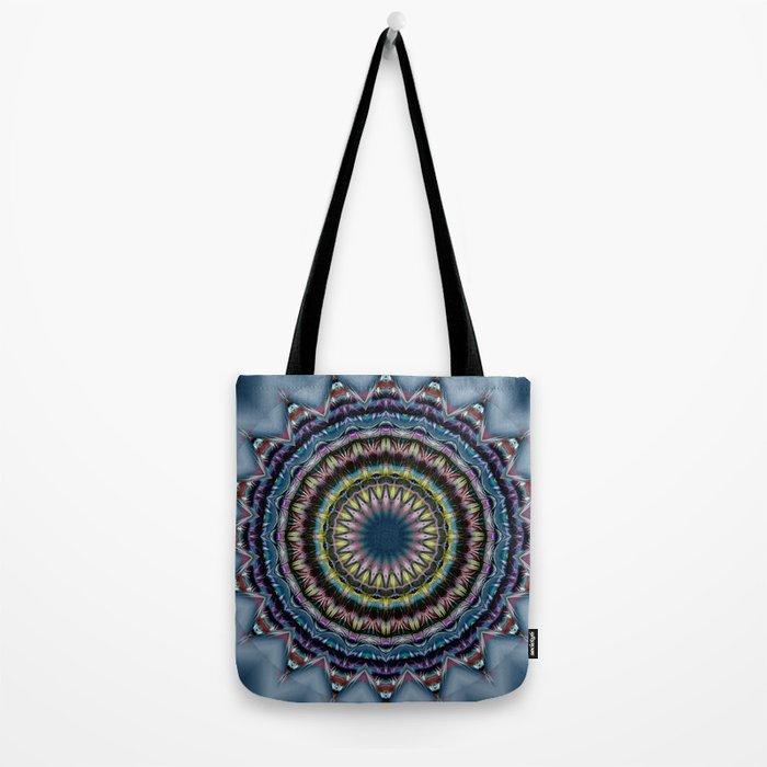 Mandala snugness Tote Bag