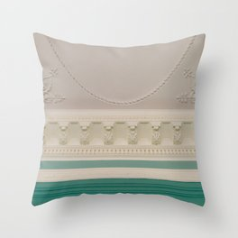 The Little Details Throw Pillow