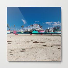 Parks and Recreation Metal Print