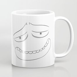A Good Face that Loves You Coffee Mug
