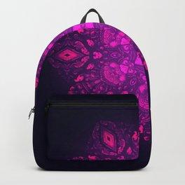 Pink Garuda Star Backpack