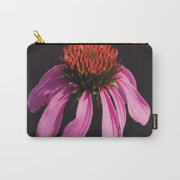 Coneflower 2 Dark Carry-All Pouch