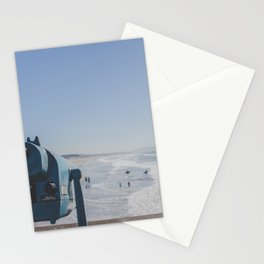 Sight and Surf - Venice Beach, California Stationery Cards