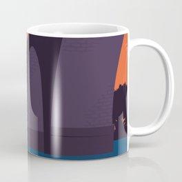 Stone Arch Abduction Coffee Mug