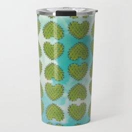 Cactus in the Heart Travel Mug