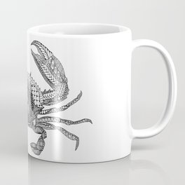 Tangled Crab Coffee Mug