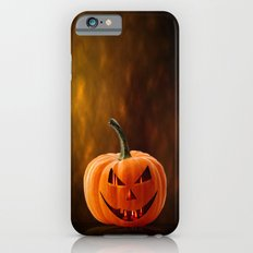 Jack O'Lantern iPhone 6s Slim Case