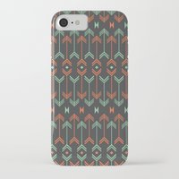 arrow iPhone & iPod Cases featuring Arrow by Priscila Peress