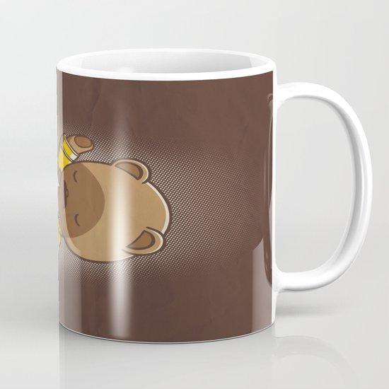 Teddy Mercury Mug