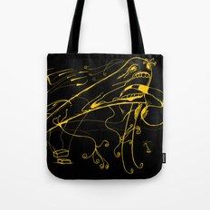 Grito Tote Bag