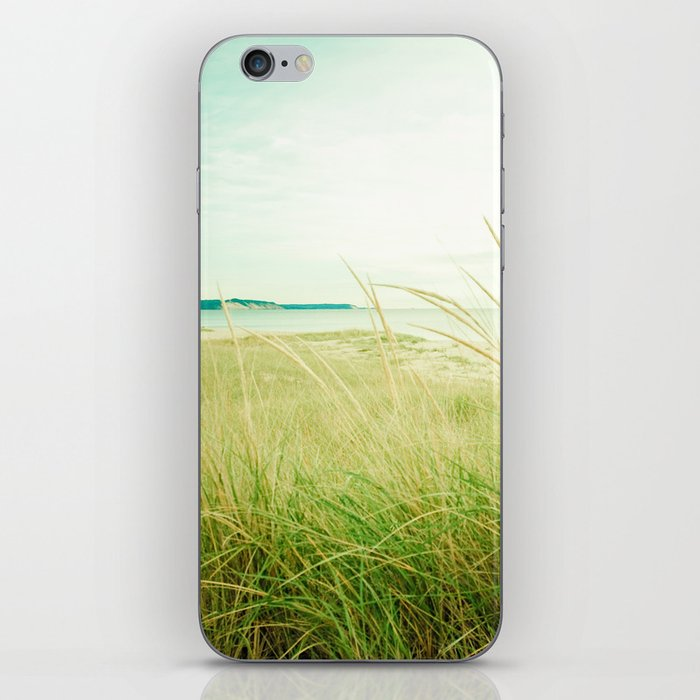September at the Beach iPhone Skin