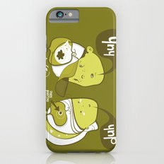 Pea Brain Patty and Bird Brain Bimmy Slim Case iPhone 6s