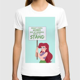 Protest Princess: Ariel T-shirt