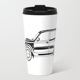Nissan Patrol Travel Mug
