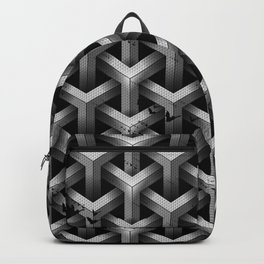 GS Geometric Abstrac 04A4A S6 Backpack