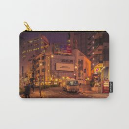 Breathe/ Anthony Presley Photo Print Carry-All Pouch