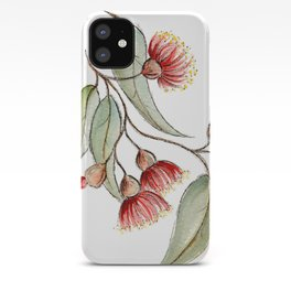 Flowering Australian Gum iPhone Case