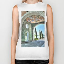 Archway to the Sea Biker Tank
