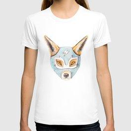 Andrew, the Fox Wrestler T-shirt