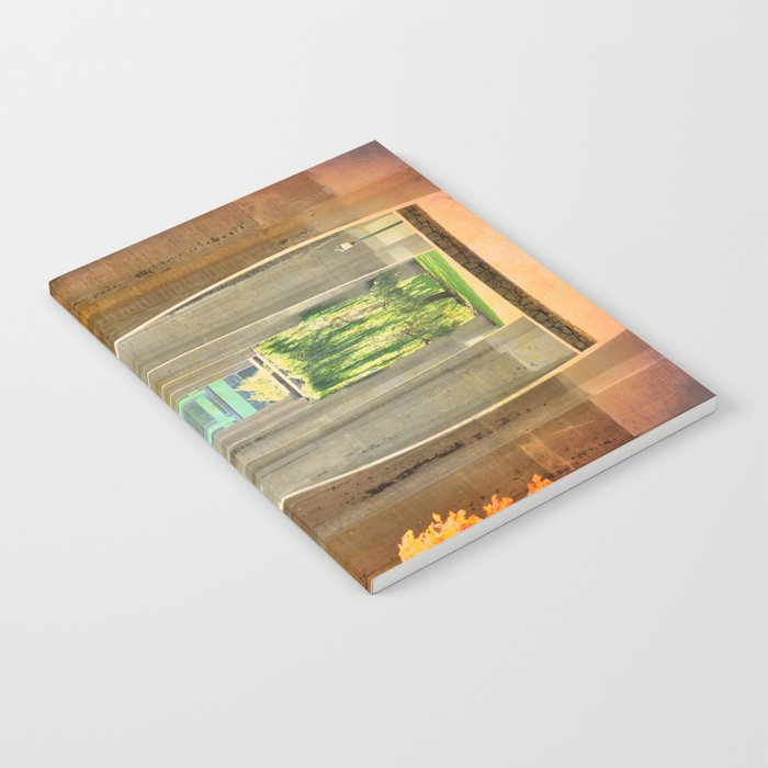 CATHEDRAL ARCHES Notebook