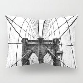 Brooklyn Bridge Web Pillow Sham