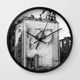 East Village XII Wall Clock